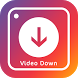 video downloader for instagram by Rayan Dv