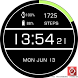 simplicity blk&wh watch face by androidworld