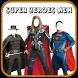 Superhero Man Photo Suit by Gigo Multimedia