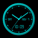 Analog Clock-7 Mobile PRO by StyleSeven.com