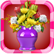Coloring Book Flowers by funny games
