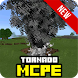 Tornado NEW Mod for MCPE