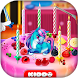 Real Birthday Cake Maker-A Sweet Cake Cooking Game by KiddoGames