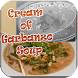 Cream of Garbanzo Soup Recipe by WebHoldings