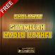 SHOLAWAT SYAMILAH HABIB LUTHFI by Buyut Trusmi