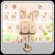 Easter Bunny Keyboard Theme by Sexy Free Emoji Keyboard Theme