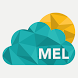 Melbourne weather forecast by Hikersbay - free offline travel guides and maps