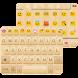 Light Wood Wallpaper for Emoji Keyboard by Themes Dev Team