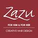 Zazu Creative Design by Phorest
