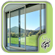 Sliding Patio Door Design by Spirit Siphon