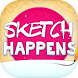 Sketch Happens (Unreleased) by Fuzzy Logic