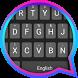 Piano Black Theme&Emoji Keyboard by Emoji GIF Maker Fans