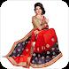 Bridal Saree Design 2017 by ashadev