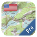 US Topo Maps Pro by ATLOGIS Geoinformatics GmbH & Co. KG