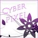 Royal Purple Go Launcher by Cyber Pixel