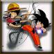 Mugiwara Monkey D-Luffy Game by Kaydev