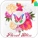 Floral Bliss XperiaN Theme by MobileTinker