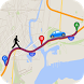 GPS Route Finder : Maps Navigation & Directions by Sink Apps