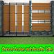 Fence Home Minimalist Ide by sayulfa
