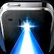 Flashlight Galaxy Tiny + LED by UsaAppMaster