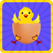 Crack the Egg chicken by Princess kids Games