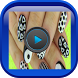 Nail art Video Tutorial by Olive Sudio