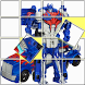 Puzzle Optimus Prime Game by Dungdee Games inc.