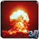 Nuclear Bomb 3D Wallpaper by Fundo Interativo 3D