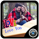 Love You Photo Frame by Photo Frame Factory