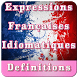 French idiomatic expressions by TDev AppPro