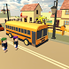 City School Bus Driving 2017: Parking Simulator 3D