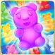 Gummy Bear Crush by EMRG Games- free games -girl games -match 3 games