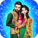 Indian Girl Photoshoot Makeover - Indian Wedding