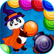 Bubble Halloween Panda Game by HasDev