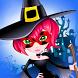 Ladybug Witch Chibi Halloween by Dev Gaames