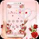 Rose Romantic Love Theme by Theme Designer