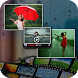 Rainy Photo Video Music Maker by Scull Music Inc.