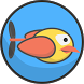 Flappy Bot Bird by Starbyte