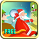 Santa Claus & Elf Rooftop Run by APP Tyte