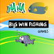 Big win fishing games for kids by kids game learn