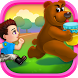 Baby Forest Chase - Honey Bear by Party Kids Mobile
