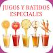 Recetas de Jugos y Licuados by bajodietaysalud