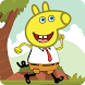 Pepa Pig Sponge Adventure by DevGame087