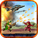 Classic Metal War Soldier by Metal Contra War Soldier