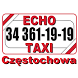 Taxi Częstochowa - Echo