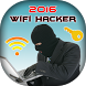 Wifi Hacker Password Simulated by Creative Media Solution