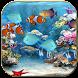 Tropical fishes aquarium by Creative work