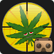 Weed Shooter VR - Cardboard 2 by Extreme Game Studio
