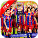 Barcelone Lock Screen Fans by Dv Diamond