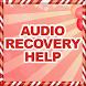 Audio Recovery Help by Nemalik